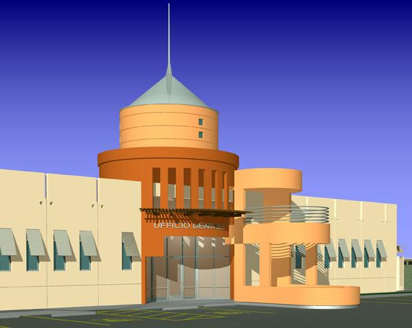 Ufficio Medico Building