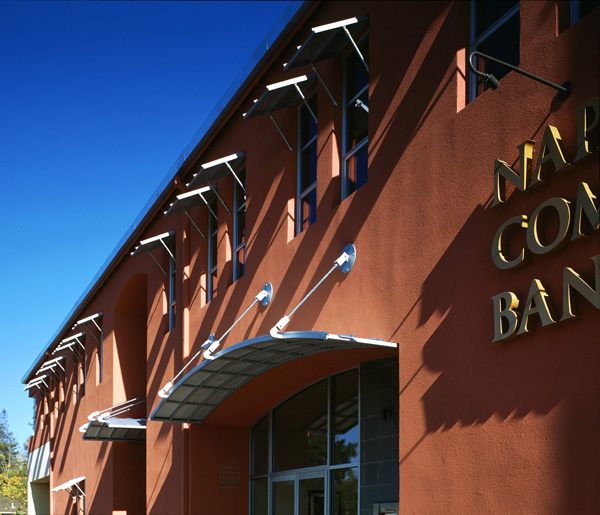 Napa Community Bank Building