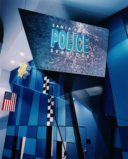 Santa Rosa Police Substation