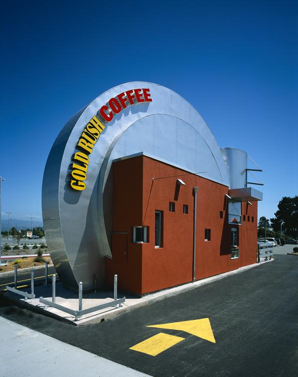 Gold Rush Coffee II