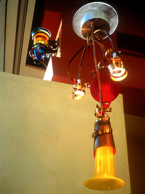 Patronik Custom Light Fixtures